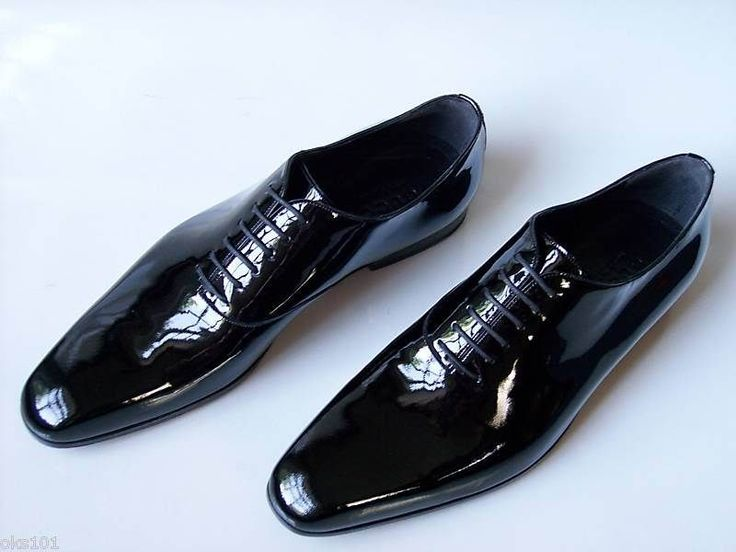 gucci dress shoes for men. gucci formal black patent leather shoes italy size 42e us 9e #gucci gucci dress shoes for men
