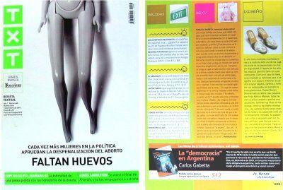 Revista TXT