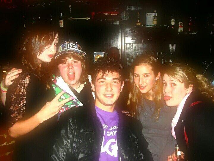 High school was fun. #memories #throwback #friends #lovelife