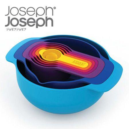 JosephJoseph(ジョゼフジョゼフ) NEST7 Plus ネスト7プラス ザル ジョセフジョセフ ( ボウル )【楽天市場】
