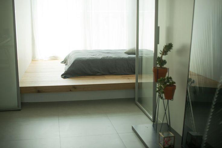 마음이 쉬는 집: (주)바오미다의  침실