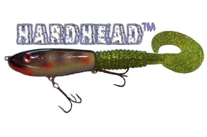Muskie Fishing Lures and Baits from H2O Musky Tackle Company - HardHead