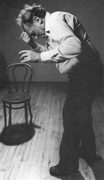 Charles Bukowski (Foto © Mark Hanauer)