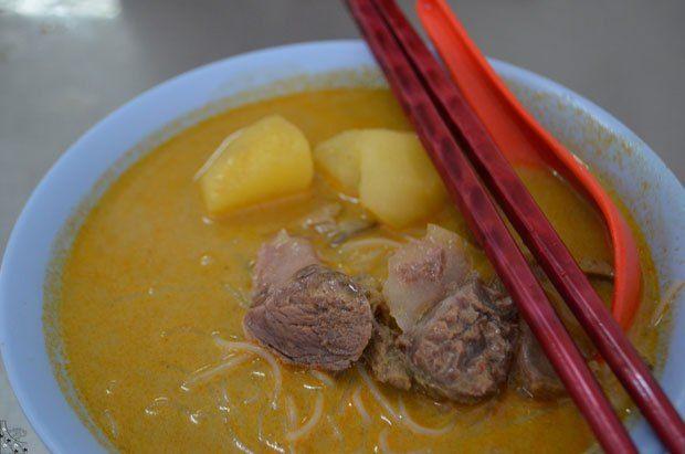 Curry Noodle, Medan, North Sumatra