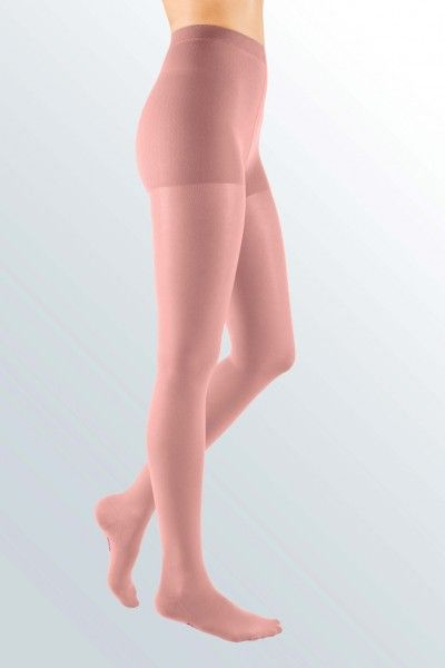 mediven elegance® compression tights - perfect for summer wedding - trend colour pink