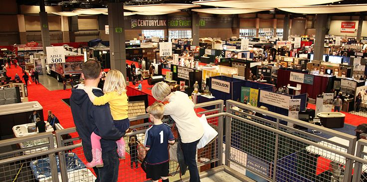 The bi-annual Seattle Home Show is this weekend at the CenturyLink Field Event Center! Check out the Northwest's largest consumer home show with everything for the home, indoors and out. #SeattleHomeShow #Fall #pnw #seattle
