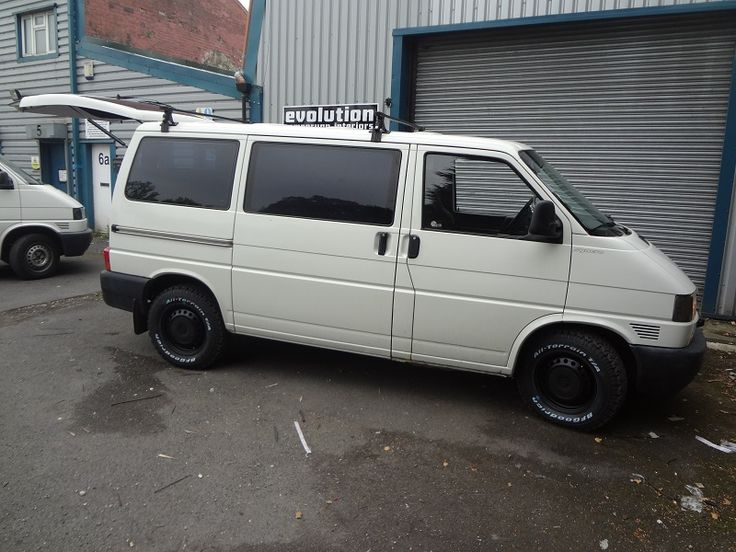 all terrain tyres for standard T4 wheels - VW T4 Forum - VW T5 Forum