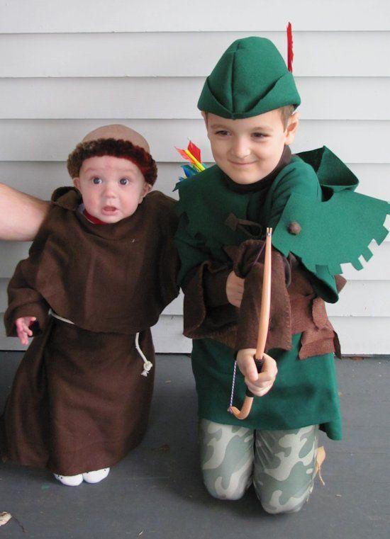 Robin Hood theme costumes