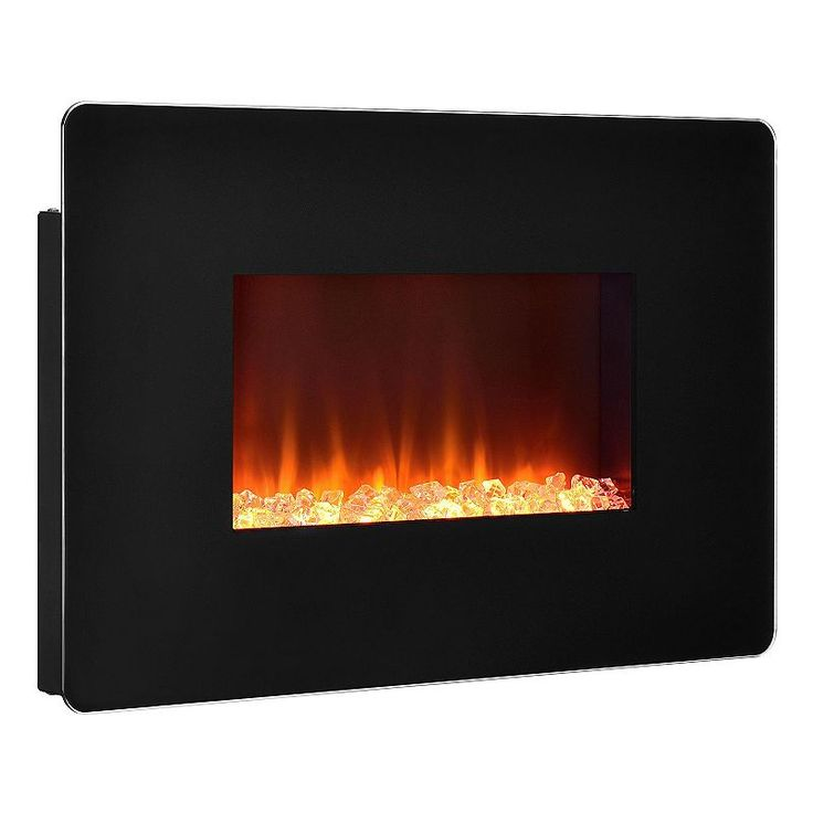 25 best ideas about wall mount electric fireplace on pinterest best electric fireplace. Black Bedroom Furniture Sets. Home Design Ideas