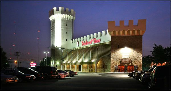 The Medieval Times Dinner and Tournament in Lyndhurst, N.J--I loved this place!