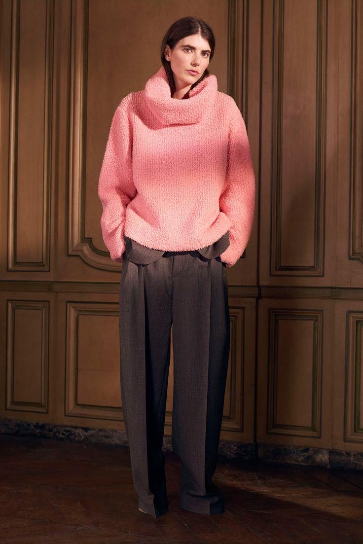 Sonia Rykiel Pre-Fall 2014 Fashion Show