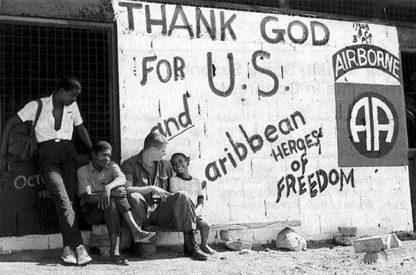 Thirty Years After the U.S. Invasion of Grenada, the First Neoliberal War