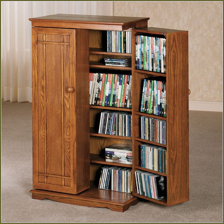 355 best DVD Storage Ideas images on Pinterest