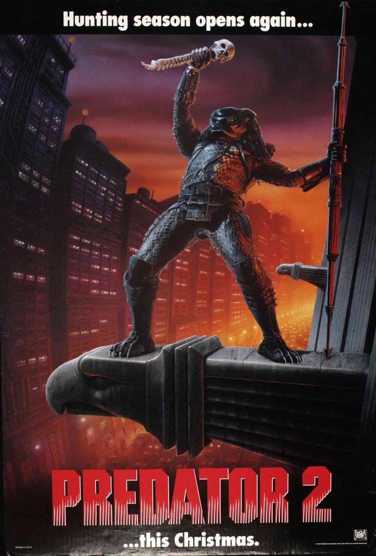 54.- Predator 2 (1990) 4.5 de 5 Director: Stephen Hopkins