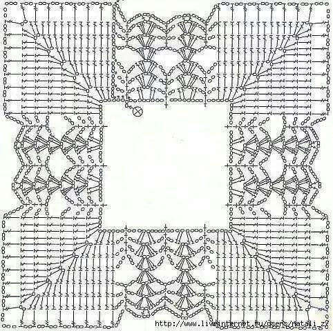 Crochet yoke                                                                                                                                                     More