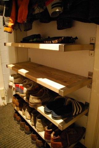 25 beste idee n over kast opberg oplossingen op pinterest kleine kast opslag het organiseren - Volwassen slaapkamer idee ...