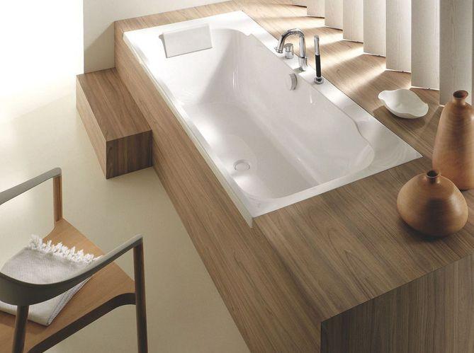50 salles de bains romantiques - Salle De Bain Romantique Bois