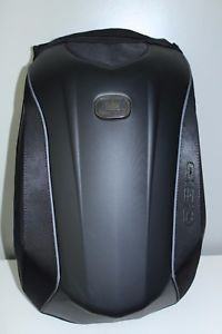a ogio stealth no drag mach 3 motorcycle backpack used in great condition