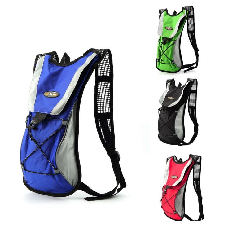 New Climbing Cycling Outdoor Hiking Equipment Bicycle Water Bag Backpack Road/Mountain Bike Sport Running Water Bladder NewBrand