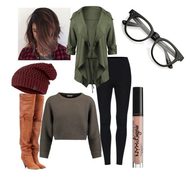 """""""Untitled #9"""" by maddy-s8674 on Polyvore featuring Isabel Marant, Brunello Cucinelli and NYX"""