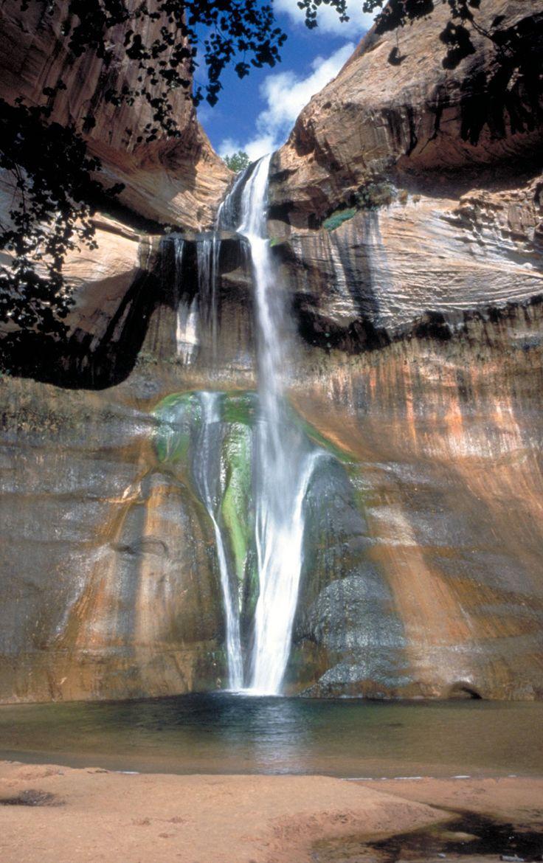 Calf Creek Falls, Utah Escalante national monument