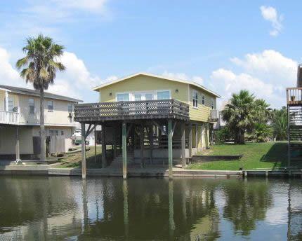 Galveston Beach House Rental - Zapata's Favorite