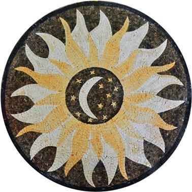 17 best images about sun art arte del sol on pinterest sun mandalas and mosaics. Black Bedroom Furniture Sets. Home Design Ideas