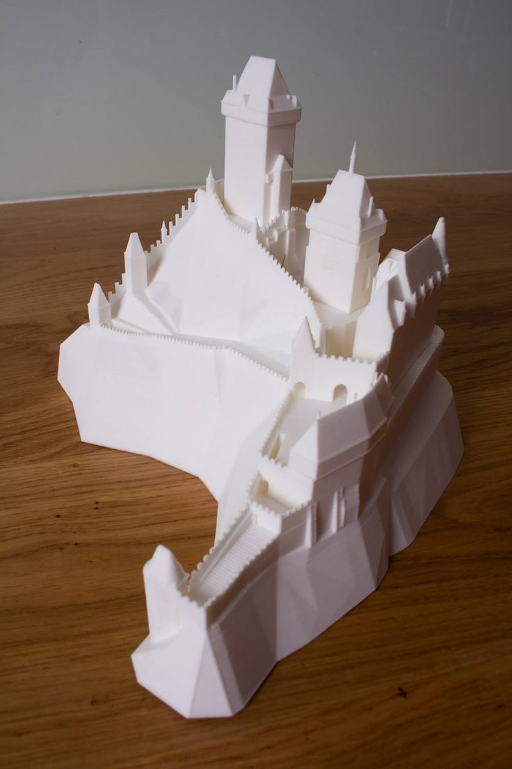 The 92 Best Seeing 3d Images On Pinterest Printed Stuff Cement And Flexible Circuit Board Filacart Blog Printing Megastore Amazing Castle By Mikimaus