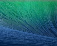a osx mavericks wall paper