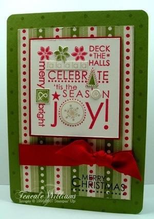 SU- Season of Joy stamp set