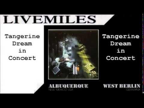 Tangerine Dream - 1988 Livemiles - YouTube
