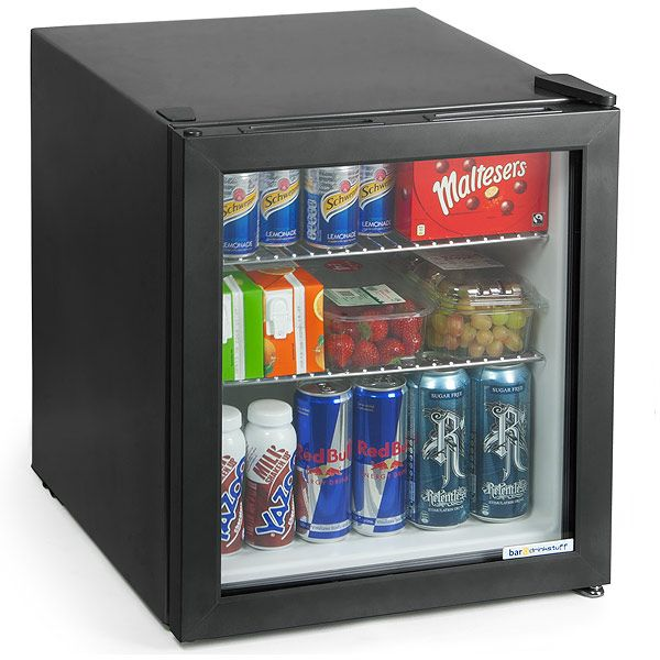Frostbite Mini Fridge Black | Mini Fridges Bottle Coolers - Buy at drinkstuff