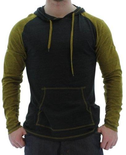 F.U.S.A.I. FUSAI Mens Raglan Hoodie Hooded Sweatshirt Color Block Black Size L F.U.S.A.I.,http://www.amazon.com/dp/B00BXPG7BC/ref=cm_sw_r_pi_dp_nB2Rrb3DCCE64282