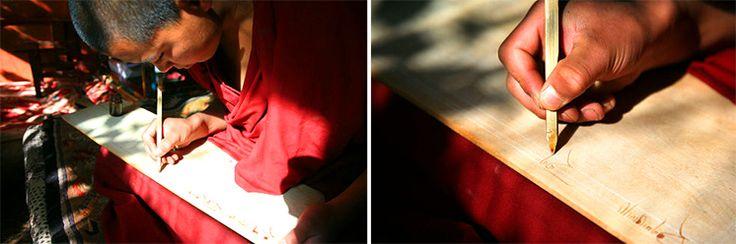 Secrets of Tibetan Paper, Pens and Ink  http://absolutechinatours.com.au/secrets-tibetan-paper-ink-pen_tp.html