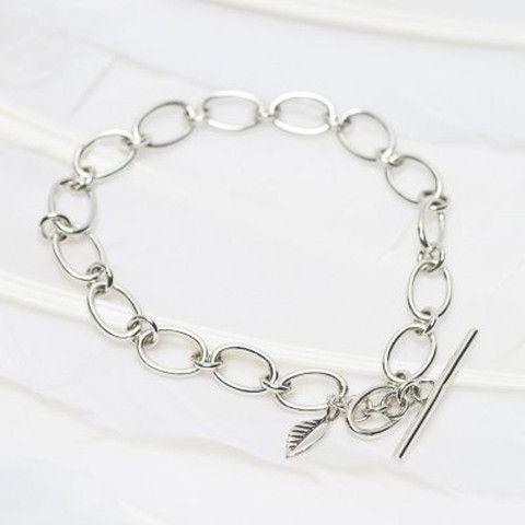 Palas Silver Charm Bracelet - Sterling Silver. Available at www.seasonsemporium.com