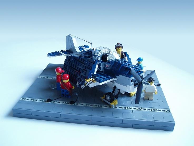 Grumman General Motors Fm 1 Wildcat 2 Lego Lego