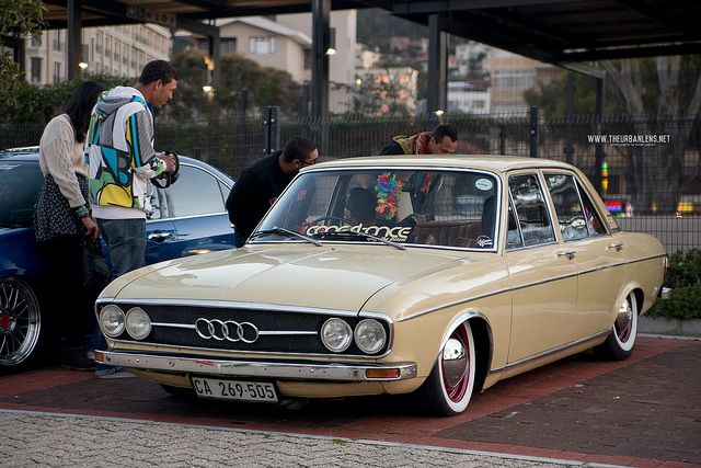 Audi 100 by Rowan Patrick on Flickr.