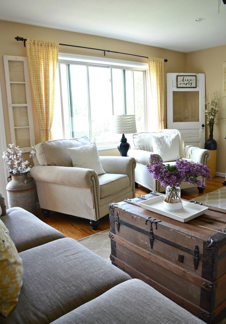 426 best Farmhouse Style Family Room images on Pinterest ...