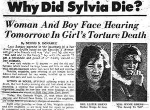Sylvia Likens. 1949-1965 Most people don't know that the movie and book, The Girl Next Door, and the film, An American Crime are based on atrue story. While An American Crime sticks to the f…