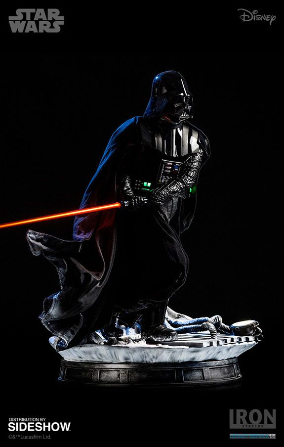 Star Wars Darth Vader Statue by Iron Studios   Sideshow Collectibles