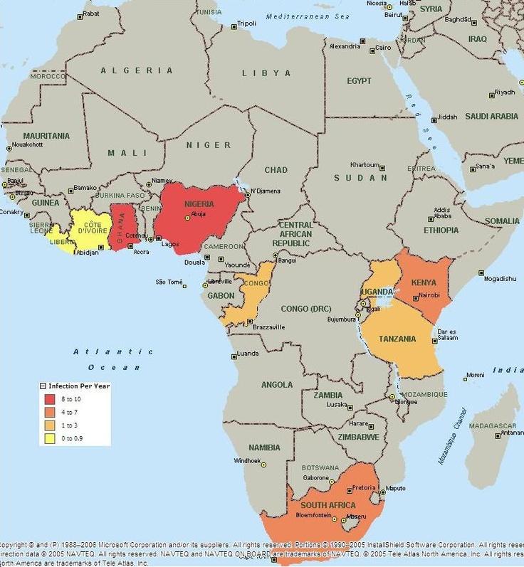 Malaria In Africa 76