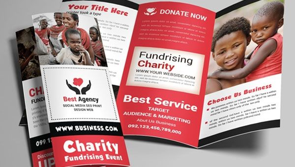 Free Charity Flyer Templates