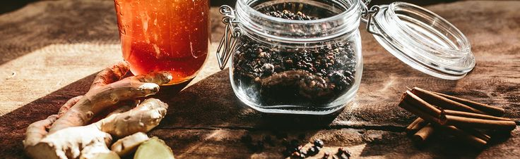 :: The Witch's Hearth :: DIY Ginger Cinnamon Elderberry Syrup
