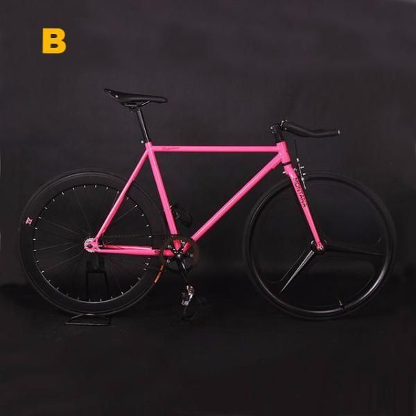Retro Steel Frame Fixed Gear Bicycle Fixed Gear Bicycle Bicycle