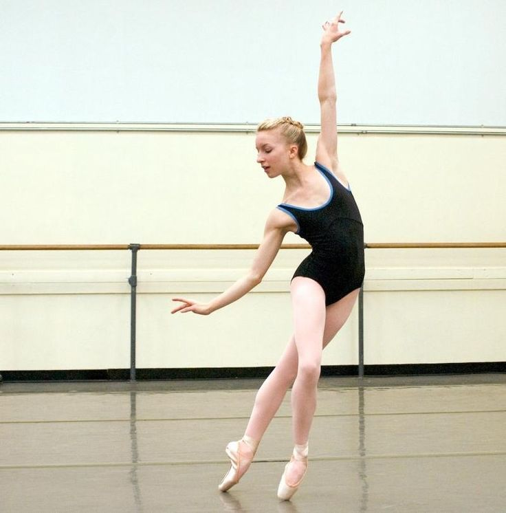 ✯ Shelby Elsbree :: Royal Danish Ballet School ✯