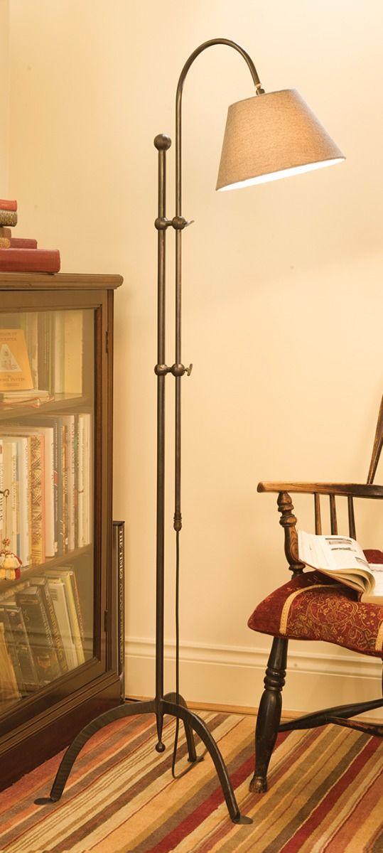 Silkstone Wrought Iron Standard Lamp | Silkstone Wrought Iron Standard Light