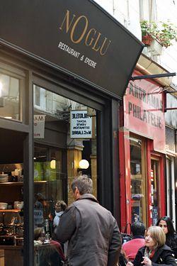 Noglu, Gluten-Free Restaurant in Paris