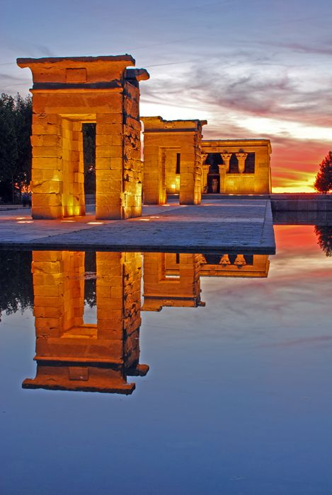 MadridFlash - Templo de Debod