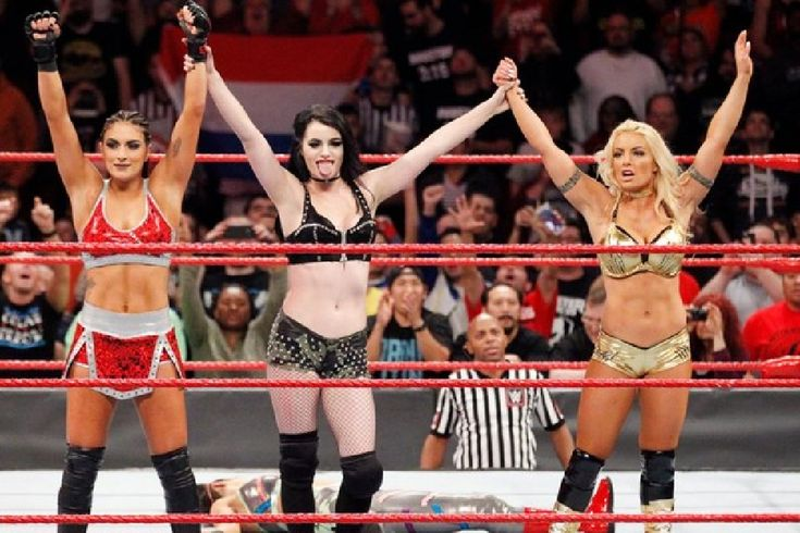 Paige sent shockwaves through the Raw Women's Division on Monday Night, returning unannounced during a Number One Contender's Fatal Four-way alongside Full Sail graduates Sonya Deville and Mandy Rose....