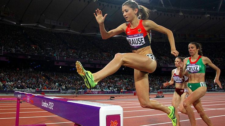 3000m Hindernis Frauen